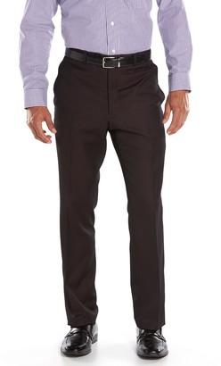DAY Birger et Mikkelsen Men's Steve Harvey Classic-Fit Maroon Pleated Suit Pants