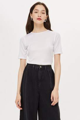 Topshop Half Sleeve T-Shirt by Boutique