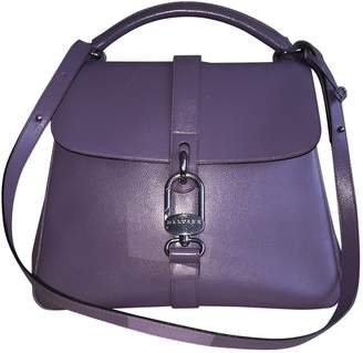 Delvaux Le brillant leather crossbody bag
