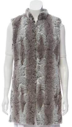 Georgie Faux Fur Vest