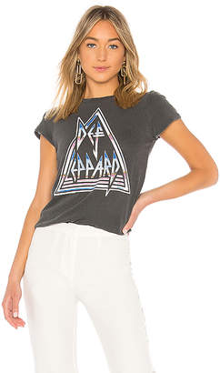 Junk Food Clothing Def Leppard Tee