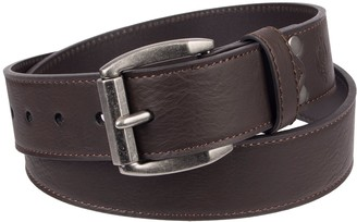 Dickies Men's Bonded-Leather Casual Belt