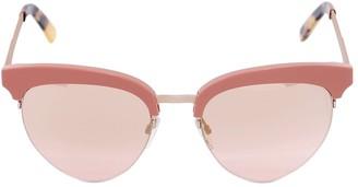 Kyme Greta Cat-eye Sunglasses