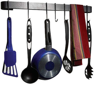 Enclume RACK IT UP! Wall Mounted Utensil Bar Pot Rack