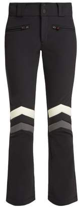 Perfect Moment - Aurora Flare Ii Ski Trousers - Womens - Black Grey