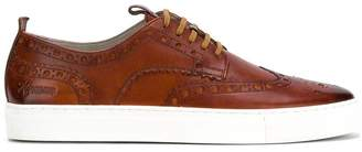 Grenson brogue sneakers