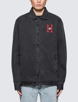 HUF Felix Denim Coaches Jacket