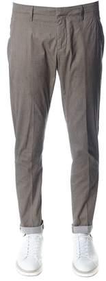 Dondup Gaubert Sand Cotton Pants