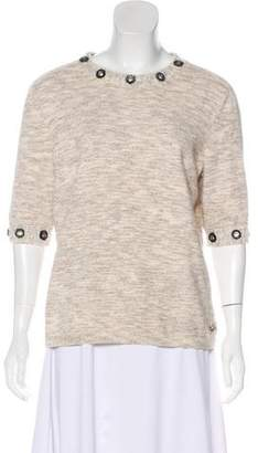 Chanel 2016 Cashmere Knit Sweater
