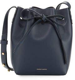 Mansur Gavriel Calf Leather Mini Mini Bucket Bag