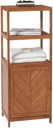 Creative Bath Ecostyles 3 Shelf Tower with Cabinet