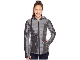 Spyder Solitude Hoodie Down Insulator Jacket Women's Coat