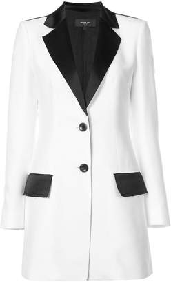Derek Lam Raw Edge Tailored Jacket