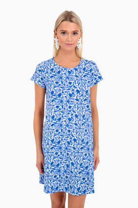 Vineyard Vines Knit Bahamas Otomi Swing Dress