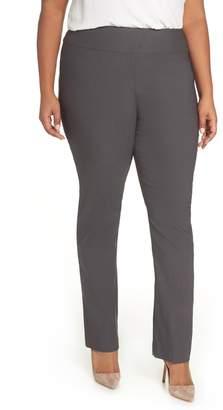 Nic+Zoe Wonderstretch High Rise Slim Leg Pants