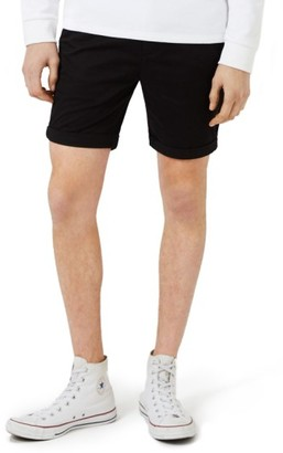 Men's Topman Stretch Skinny Fit Chino Shorts $40 thestylecure.com