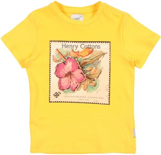 Henry Cotton's T-shirts - Item 12152114FE