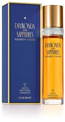 Elizabeth Taylor Diamonds & Sapphires Eau de Toilette 100ml