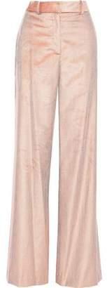ADAM by Adam Lippes Cotton-Blend Corduroy Wide-Leg Pants
