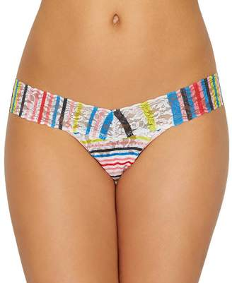Hanky Panky Brighton Stripe Low Rise Thong