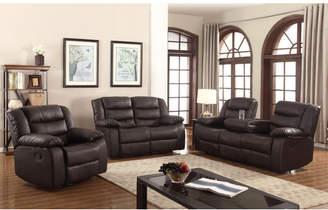 Red Barrel Studio Hamlin 3 Piece Living Room Set
