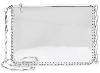Paco Rabanne Iconic Metallic Crossbody Bag