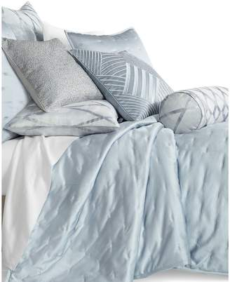 Hotel Collection Dimensional Quilted Coverlet