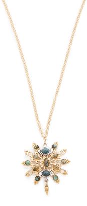 Lulu Frost Marjorelle Long Pendant Necklace $275 thestylecure.com