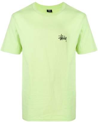 Stussy logo printed T-shirt