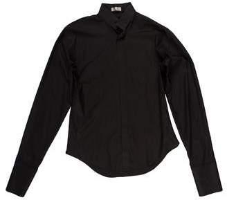 Christian Dior 2007 Stand Collar Shirt