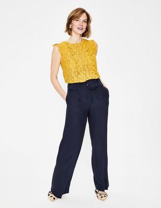 Carrick Wide Leg Trousers