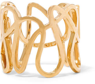 Repossi White Noise 18-karat Gold Ring