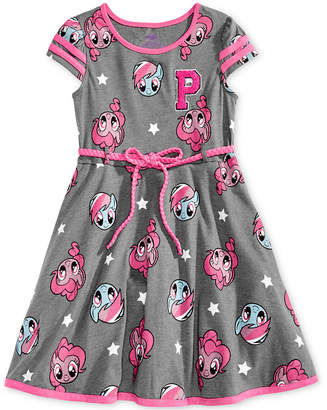 My Little Pony Printed Dress, Toddler Girls