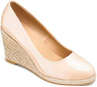 3fdb3af4778d Next Womens Simply Be Extra Wide Fit Espadrille Wedge Court Shoes