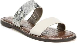1ad0926be9b15 Sam Edelman Gray Women s Sandals - ShopStyle