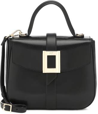 Roger Vivier Beau Vivier leather shoulder bag