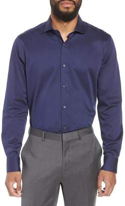 Ted Baker Endurance Bookers Slim Fit Solid Dress Shirt