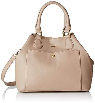 Kaporal Women's Ortieh16w04 Top-Handle Bag Beige Size: