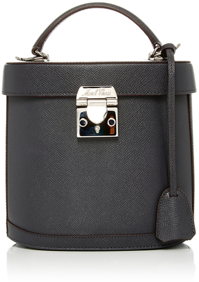 Mark Cross Benchley Saffiano Leather Bag $2,495 thestylecure.com