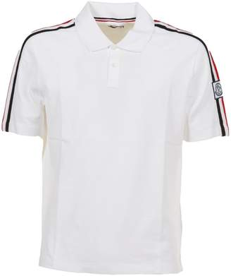 Free Express Shipping at Italist · Moncler Gamme Bleu Casual Button Polo Shirt