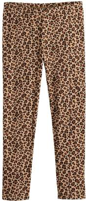 Girls 4-10 Jumping Beans Print Full-Length Leggings