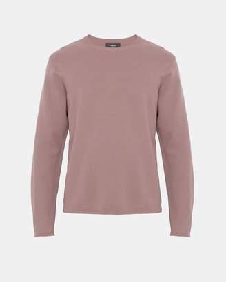 Theory Tech Crewneck Sweater