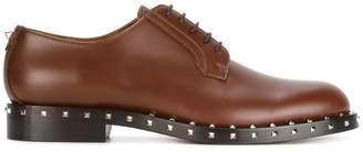 Valentino Soul Rockstud lace-up shoes