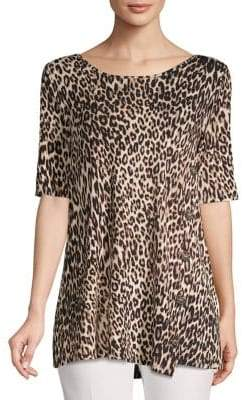 Cable & Gauge Printed Side-Button Top