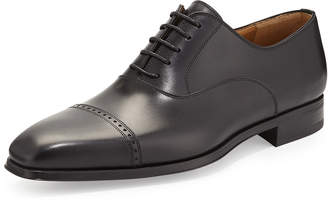 Magnanni Wolden Perforated Lace-Up Dress Shoe
