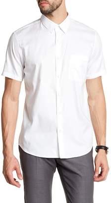 Theory Rammy Short Sleeve Regular Fit Shirt