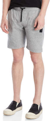 Religion Grey French Terry Shorts