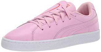Puma Women's Basket Crush Sneaker