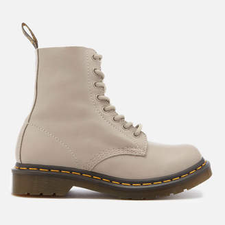 Dr. Martens Women's 1460 Virginia Leather Pascal 8-Eye Boots