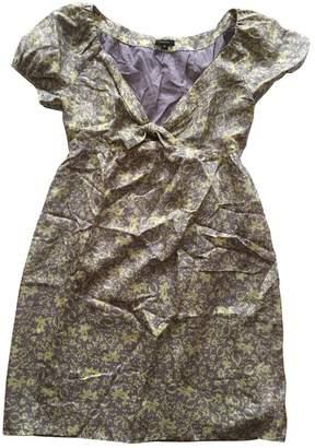 Tocca Grey Silk Dress for Women